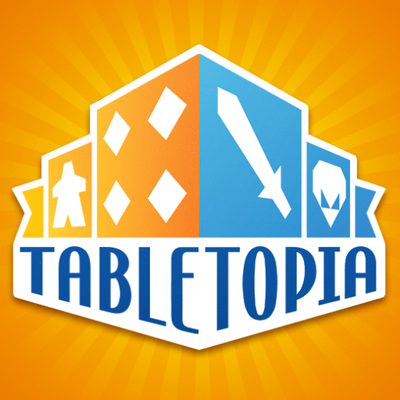 Tabletopia Logo With Background